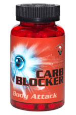 Carb Blocker von Body Attack - eine Alternative zur Low Carb Ernährung?