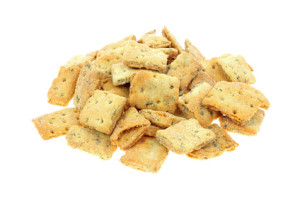 Low Carb Cracker selbst gemacht - wenig Kohlenhydrate