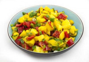 Low Carb Fruchtsalat mit Pfiff
