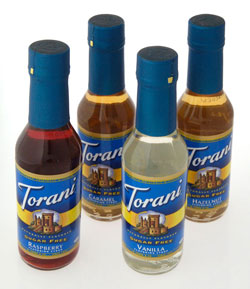 Torani Sirup zuckerfrei Low Carb